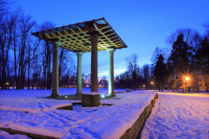 Larischův altán - park Boženy Němcové v Karviné-Fryštátě.jpg