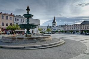 Masarykovo náměstí, foto Marek Běhan
