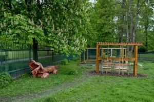ZOO koutek v parku Boženy Němcové, foto Marek Běhan